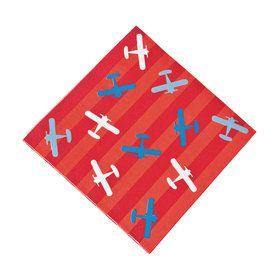 Up & Away Lunch Napkins (16)