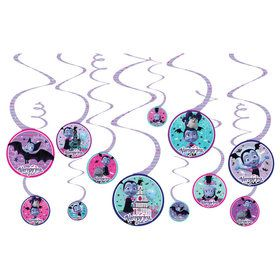 Vampirina Hanging Swirl Decorations (12)
