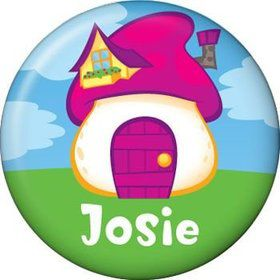 Village Friends Personalized Mini Magnet (each)