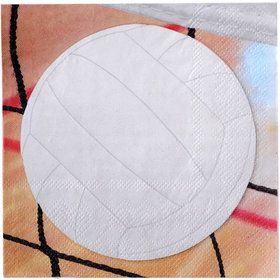 Volleyball Beverage Napkins (16)