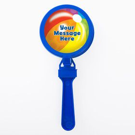 Water Fun Personalized Clappers (Set of 12)