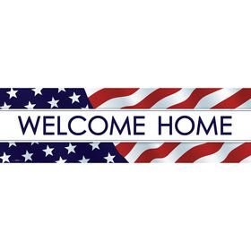 Welcome Home Banner (STD)