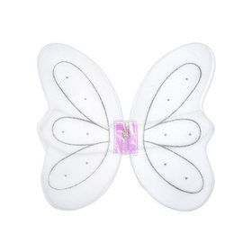 White Dress Up Wings