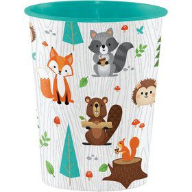 Wild One Woodland Favor Cup