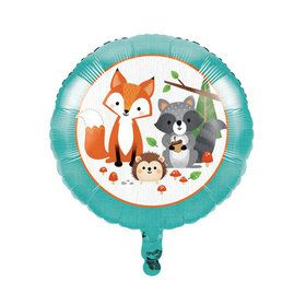 Wild One Woodland Foil Balloon