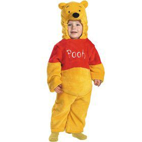 Winnie The Pooh Deluxe Infant Costume
