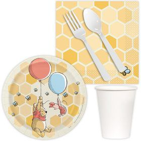 Winnie the Pooh Snack Pack for 16