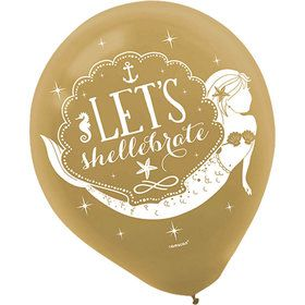 Wishful Mermaid Balloons (6)