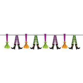 Witch Leg Garland