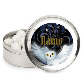 Wizard Personalized Mint Tins (12 Pack)