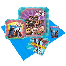 Wonder Park Party Pack for 8