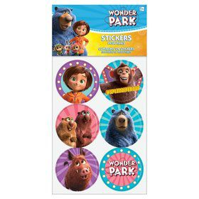 Wonder Park Stickers