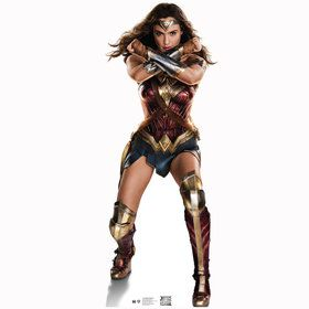 Wonder Woman Cardboard Standee