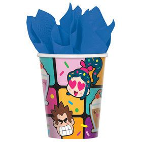Wreck It Ralph 2 9oz Paper Cup (8)