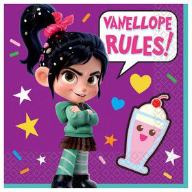 Wreck It Ralph 2 Beverage Napkins (16)
