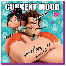 Wreck It Ralph 2 Luncheon Napkins (16)