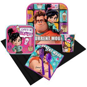 Wreck It Ralph 2 Party Pack for 8