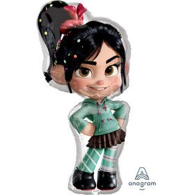 Wreck it Ralph 2 Vanellope Balloon (1)