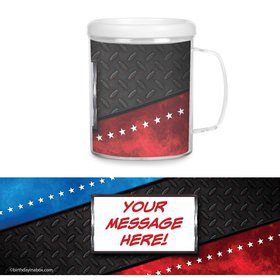 Wrestling Party Personalized Favor Mugs (Each)