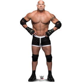 WWE Goldberg Cardboard Standup