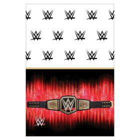 WWE Plastic Table Cover