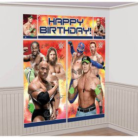 WWE Wall Decorating Kit (Each)