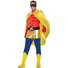 Yellow Adult Cape