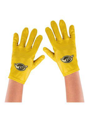 Yellow Ranger Beast Morpher Child Gloves