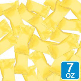 Yellow Wrapper Buttermints 7oz Bag (Each)