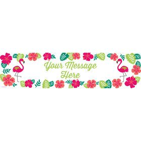 You Had Me At Aloha Personalized Banner (Each)