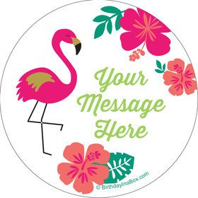 You Had Me At Aloha Personalized Stickers (Sheet of 12)