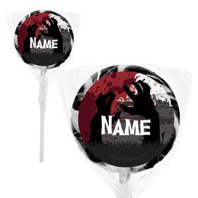 "Zombie Personalized 2"" Lollipops (20 Pack)"