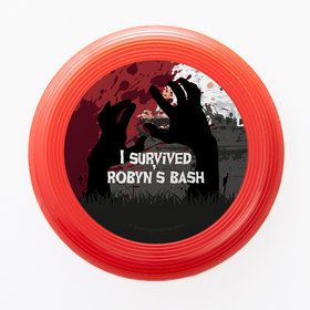 Zombie Personalized Mini Discs (Set of 12)
