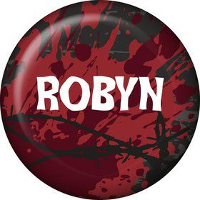 Zombie Personalized Mini Magnet (Each)