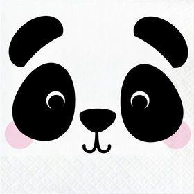 Zoo Animals Panda Lunch Napkins (16)