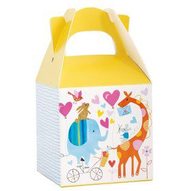 Zoo Baby Shower Favor Box (8)